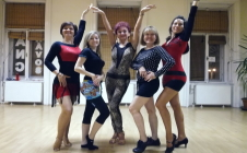 Salsa Lady Style, salsa oktatás